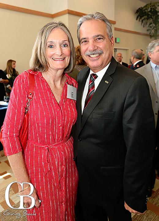 Julie and Tom Karlo