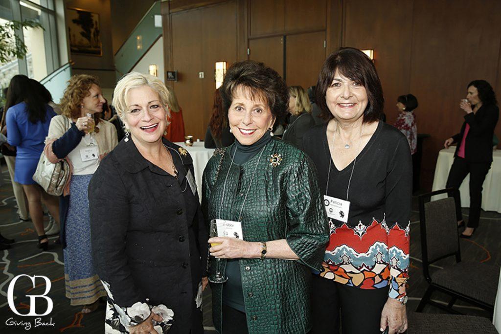 June Chocheles  Bobbi Warren and Felicia Mandelbaum