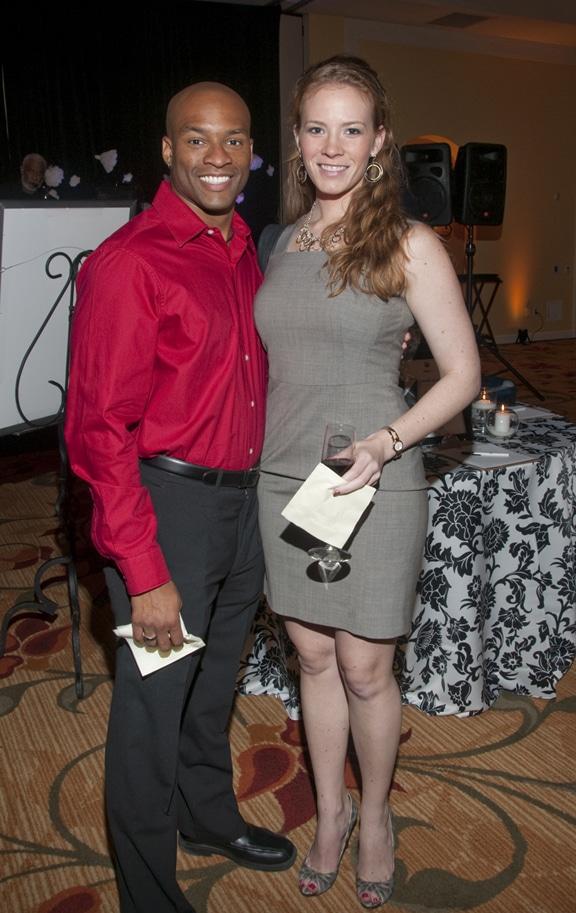 Justin Mcbride and Kimberley Deede
