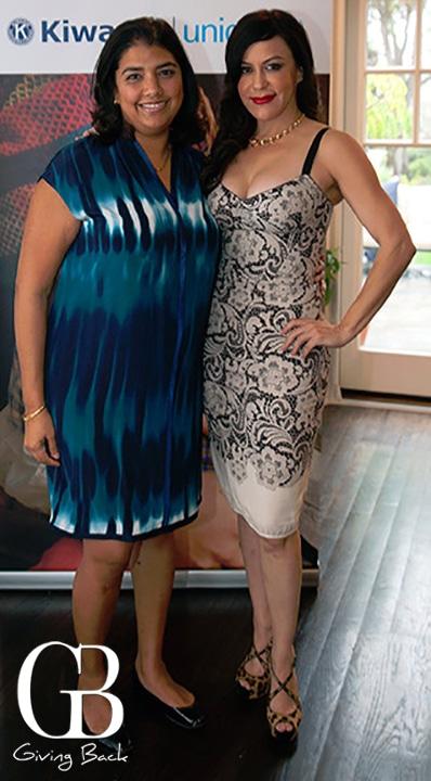 Kalpana Singh Rhodes and Yolanda Selene Walther Meade