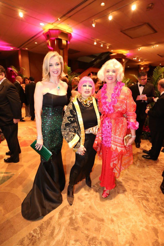 Karen Cohn, Zandra Rhodes and Sarah Marsh Rebelo.JPG