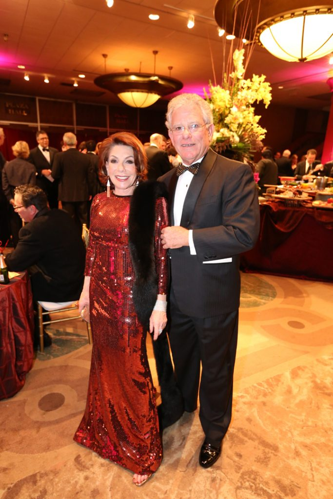 Karen Fox and Harvey Rubin.JPG