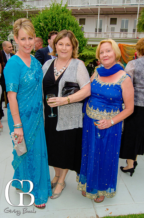 Karen Cook  Cathy Anderson and Karen Hinman