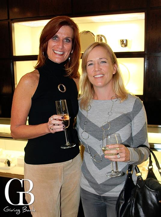 Karen Ford and Beth Misak