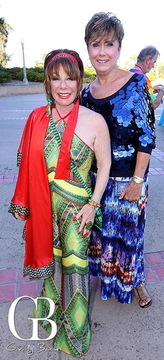 Karen Fox and Judy Buhrer