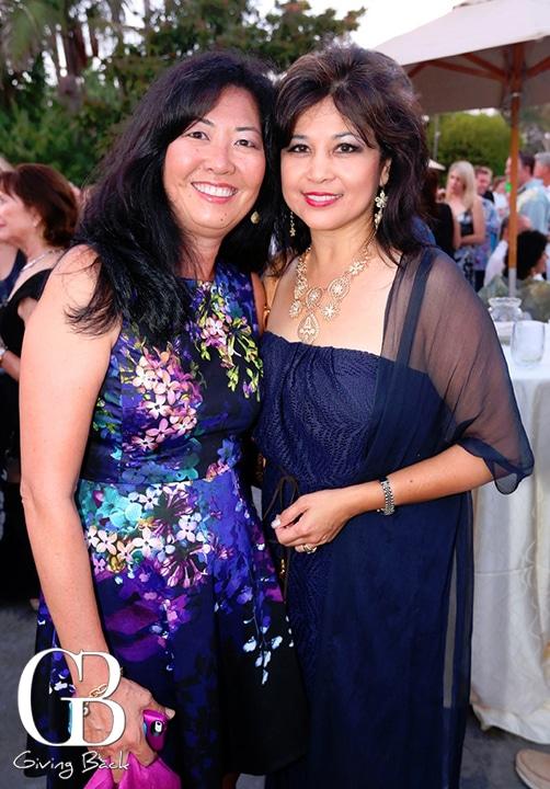 Karen Gammiere and Rosanna Salcedo