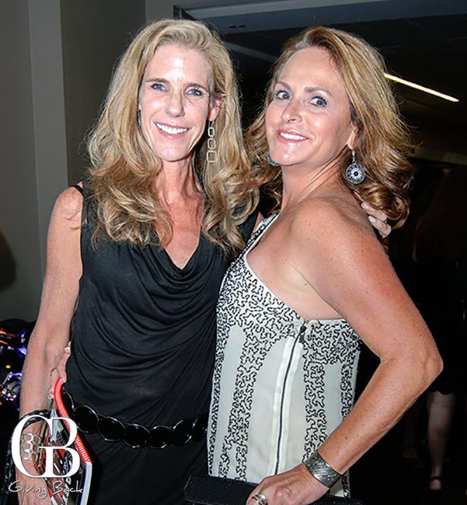 Karen Gruenbert and Diana Day