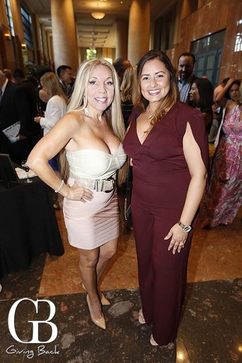 Karen Lunt and Cynthia Pearson