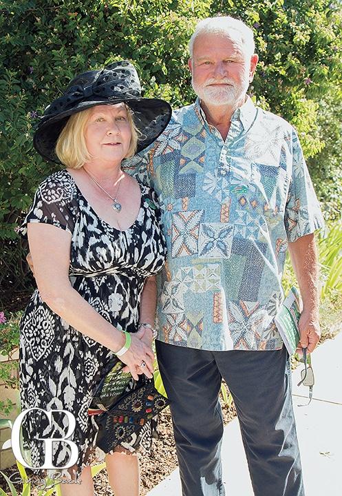 Karen and Chris Hinman