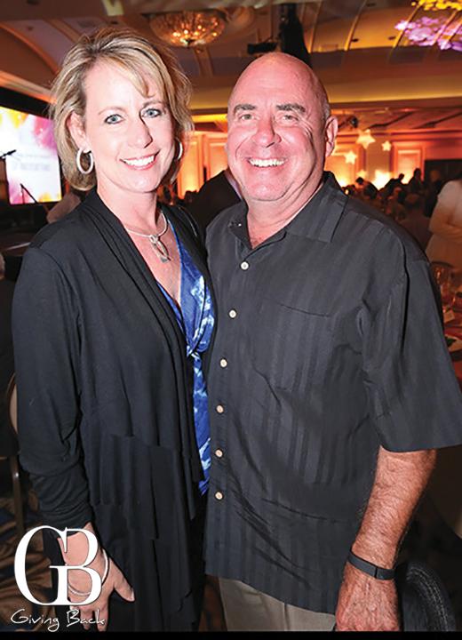 Karen and Ron Cook