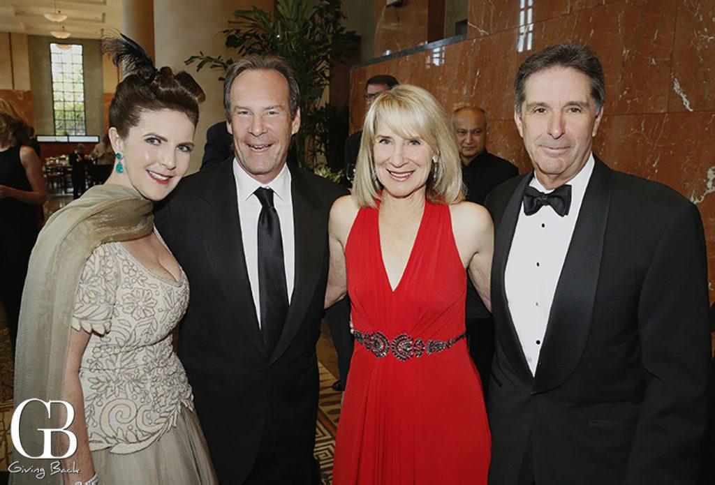 Karen and Stuart Tanz with Candace and Kent Humber