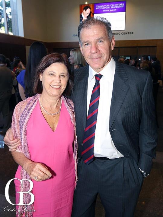 Karin y Enrique Schon