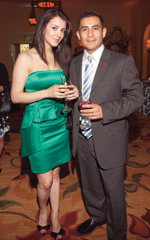 Karina and Omar Lopez