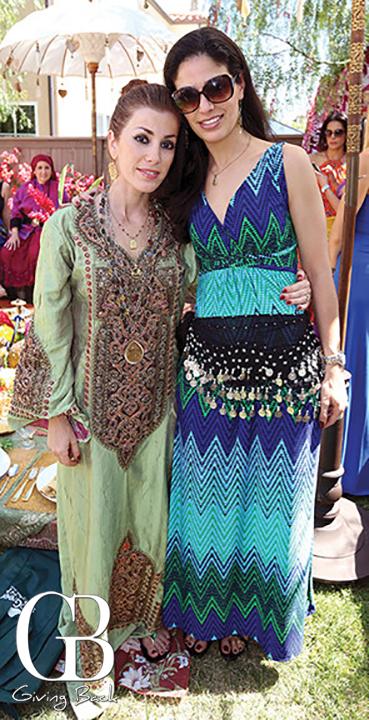 Karina Arnaiz y Heidi Salum