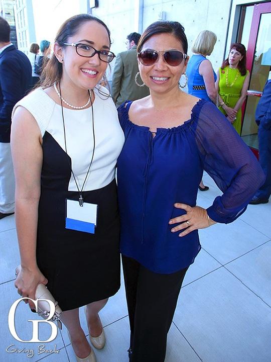 Karina Ka  ai and Patty Chavez