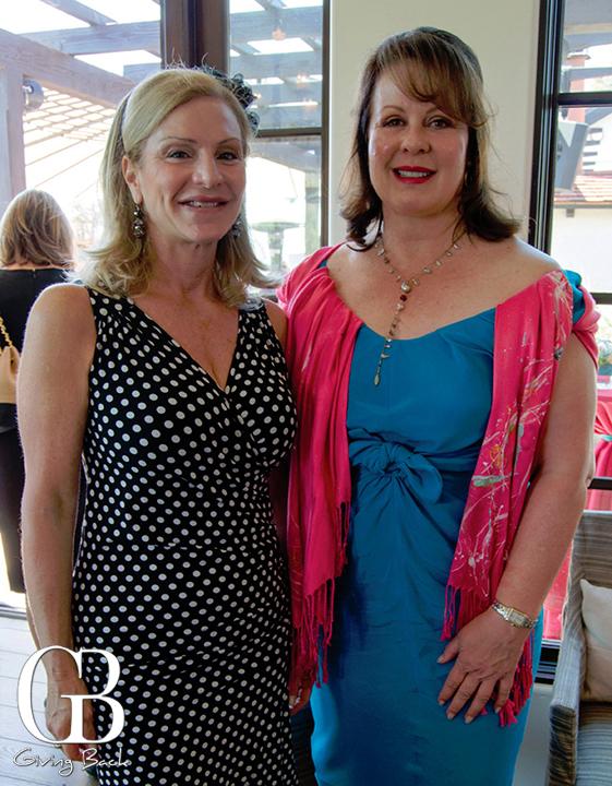 Karina Lion and Linda Howard