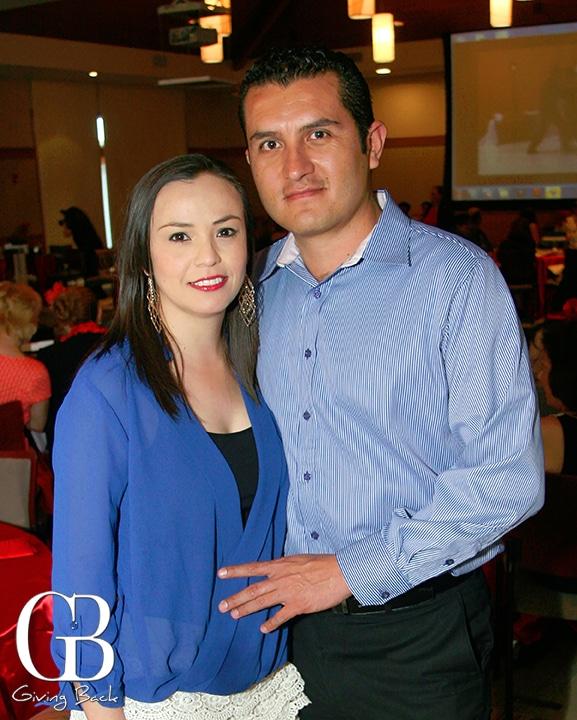 Karla and Juan Ramon Gonzalez