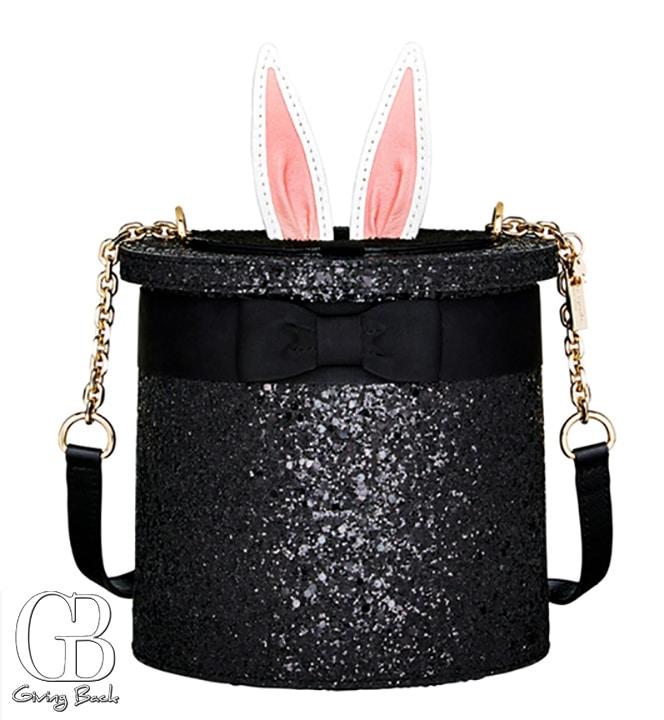 Kate Spade Rabbit in the Hat Shoulder Bag