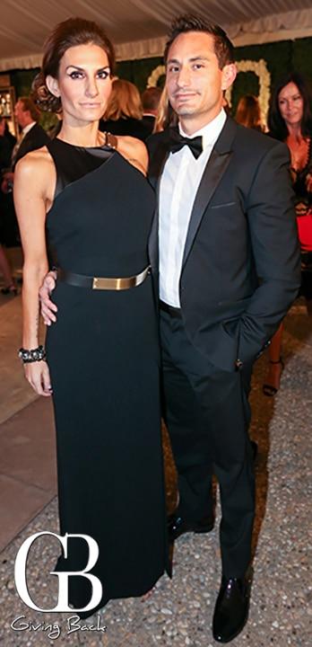 Kate and Adam Robinson