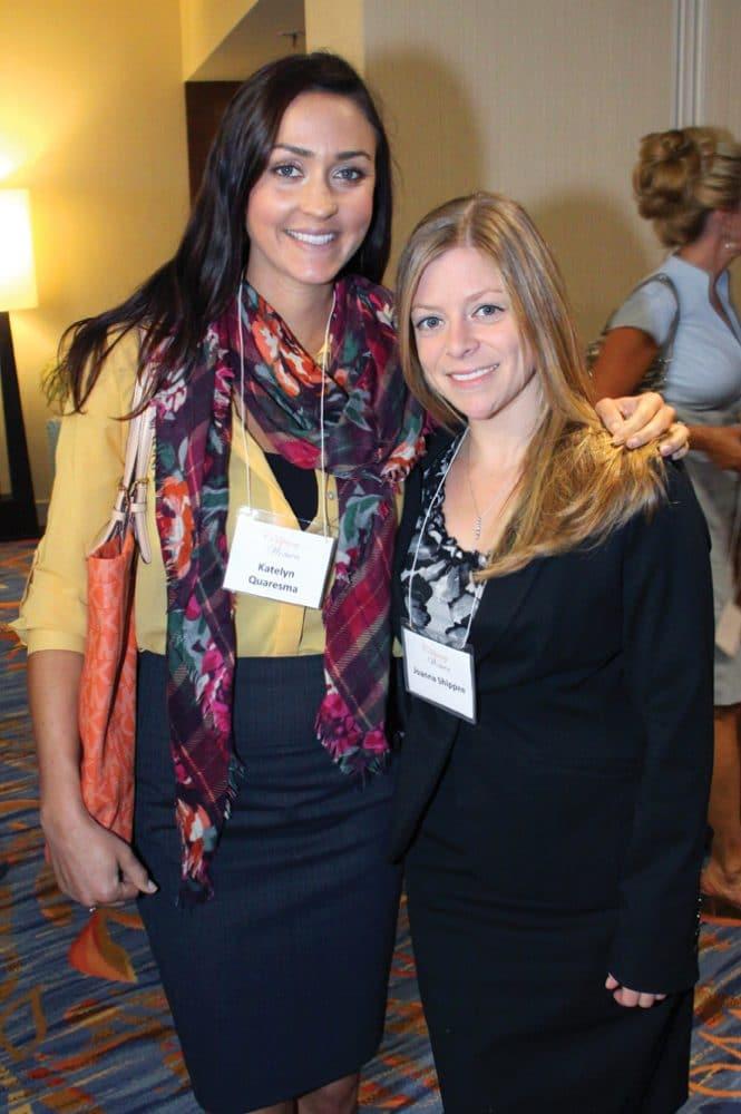 Katelyn Quaresma and Joanna Shippee.JPG