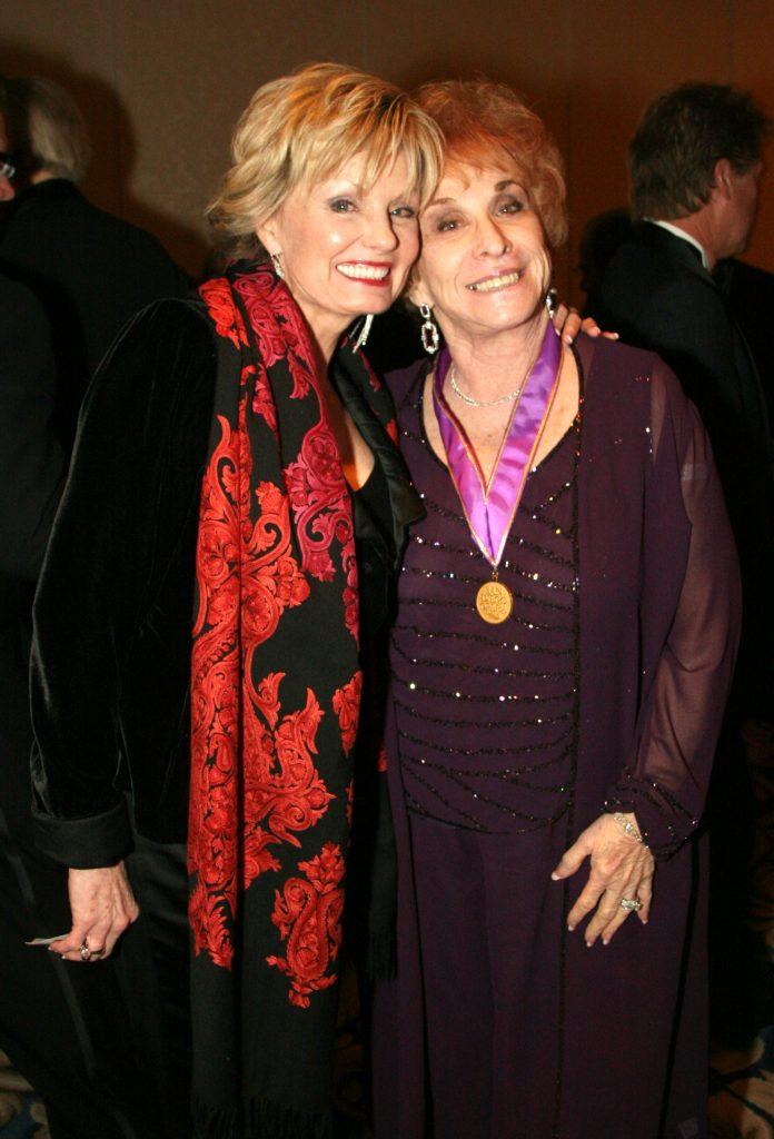 Katherine Kennedy and Teresa Fischlowitz.JPG