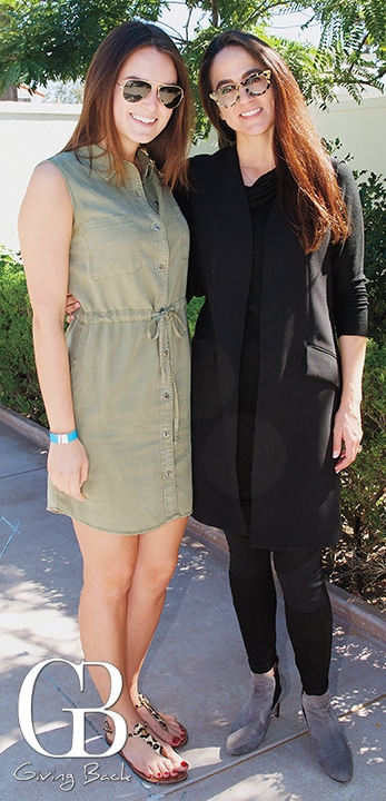 Katherine Hanczor and Emily Devereaux