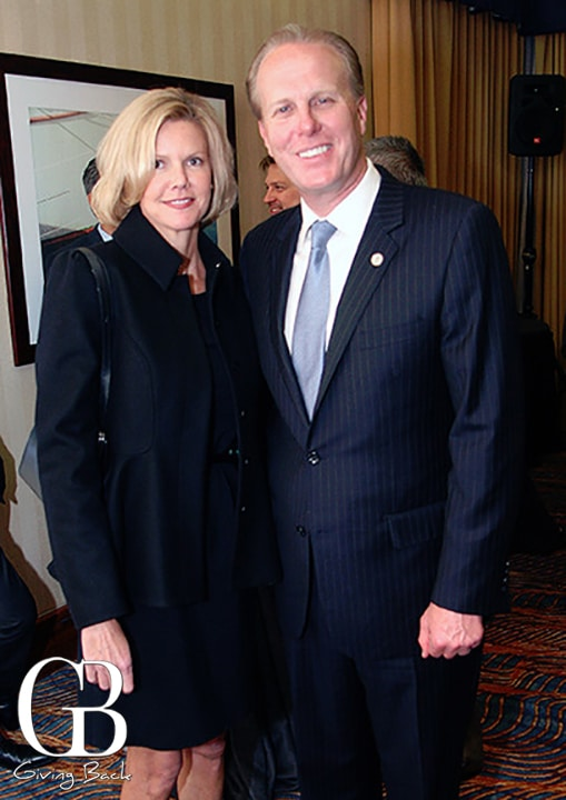 Katherine and Kevin Faulconer