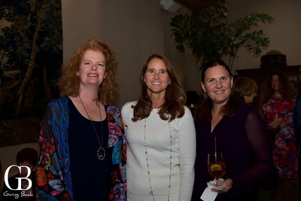 Katheryn Stephens  Wendy Neri and Julie Morey