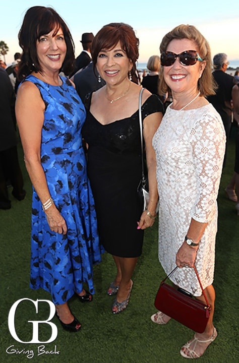 Kathie Lambo  Mayor of Chula Vista Mary Casillas Salas and Becky Cortez