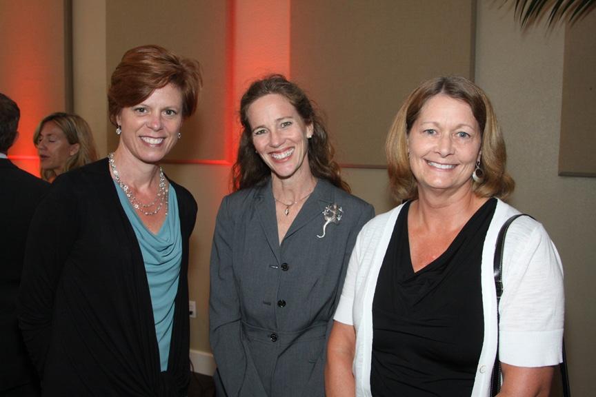 Kathleen Waldvogel, Susan Day and Kim Patalano.JPG