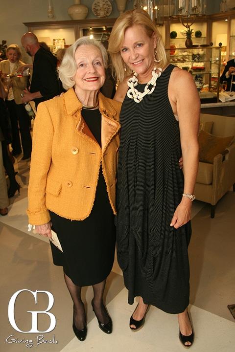 Kathleen Buoymaster and Mary Anne Sorge