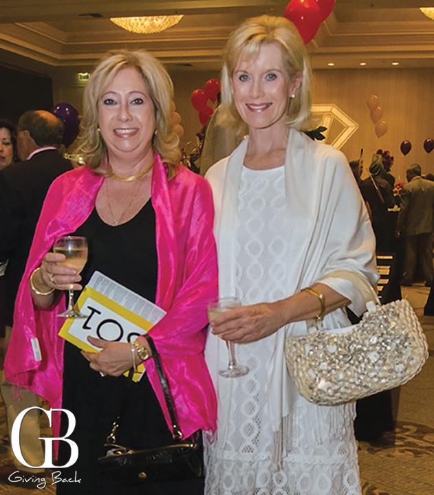 Kathleen Norton and Denise Lopez Koppinger