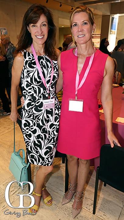 Kathleen Owen and Shelly Atkinson