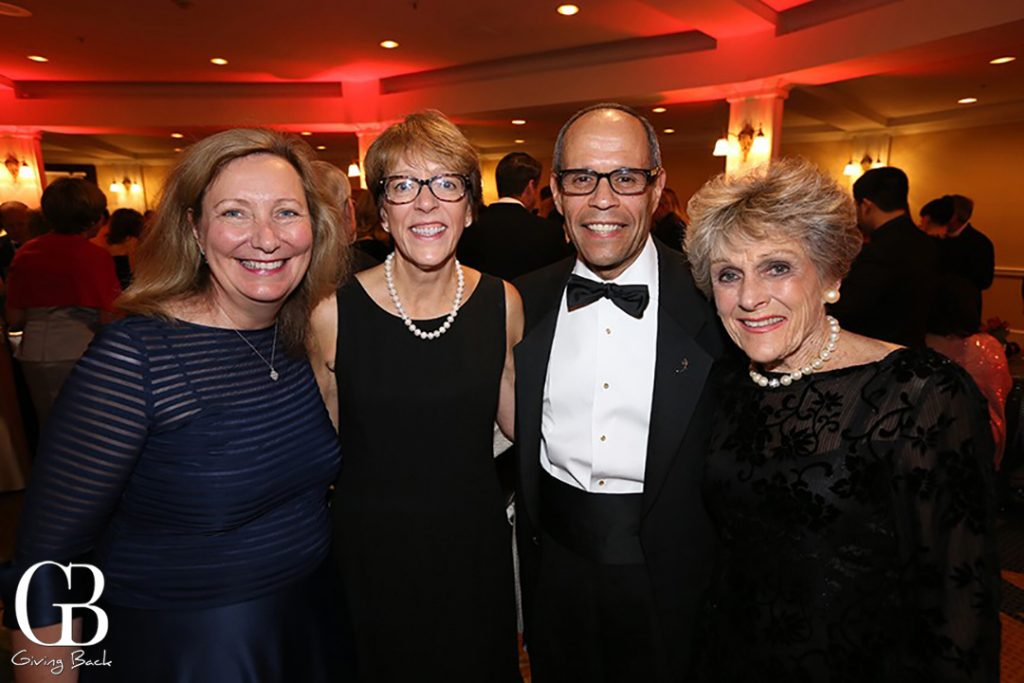 Kathleen Sellick  Fran and Jim Vargas  Barbara Brown