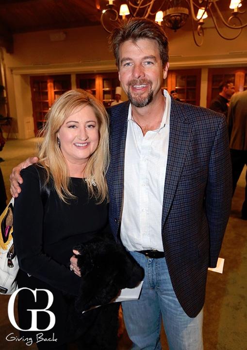 Kathleen and Steve Flynn