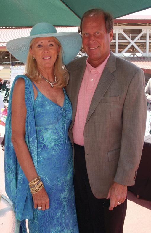 Kathryn Murphy and Lance Peto.JPG
