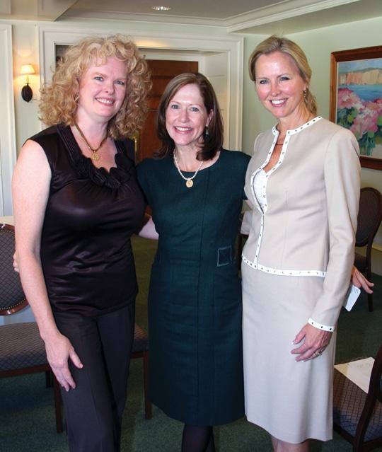 Kathryn Stephens, Caroline Neirenberg and Micki Olin.JPG