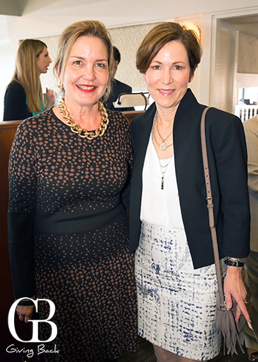 Kathryn Hamon and Sue Wagener