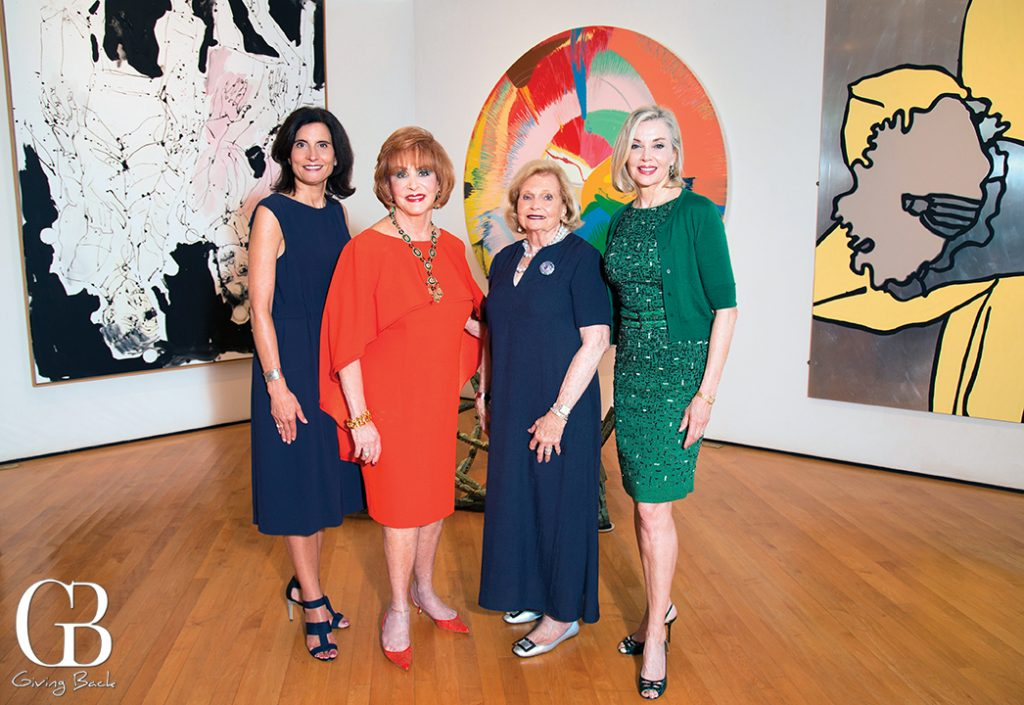Kathryn Kanjo  Iris Strauss  Joan Jacobs and Karen Cohn