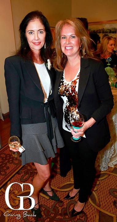 Kathryn Munoz and Bridget Musante