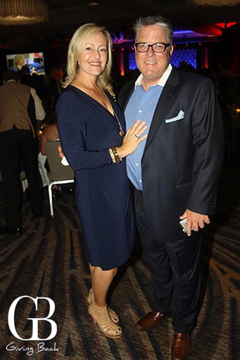 Kathryn and Beau Gayner