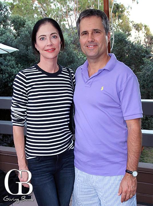 Kathryn and Mark Munoz