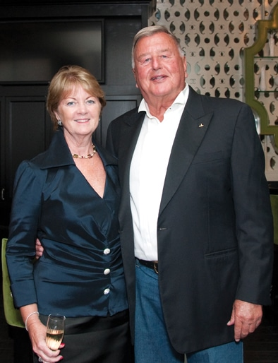 Kathy and Tom Buelter
