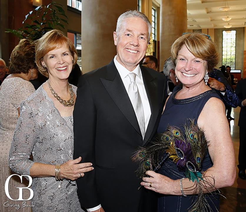 Kathy Hoffmann  John Grotting and Lynn Muto