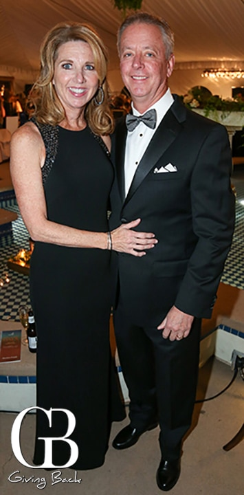Kathy and John Melican