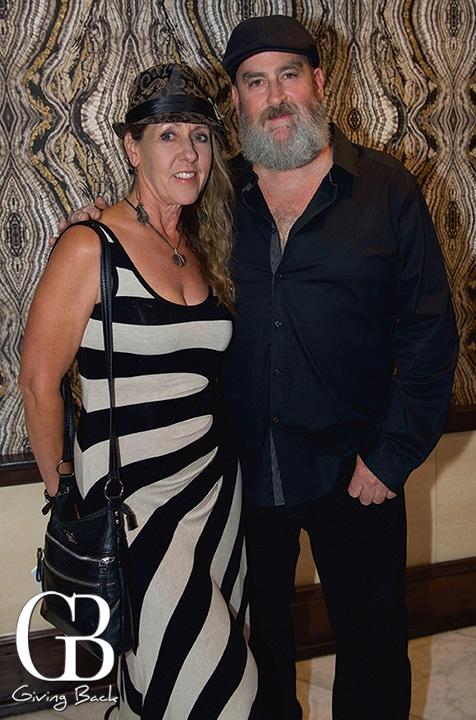 Kathy and Mario Matranga