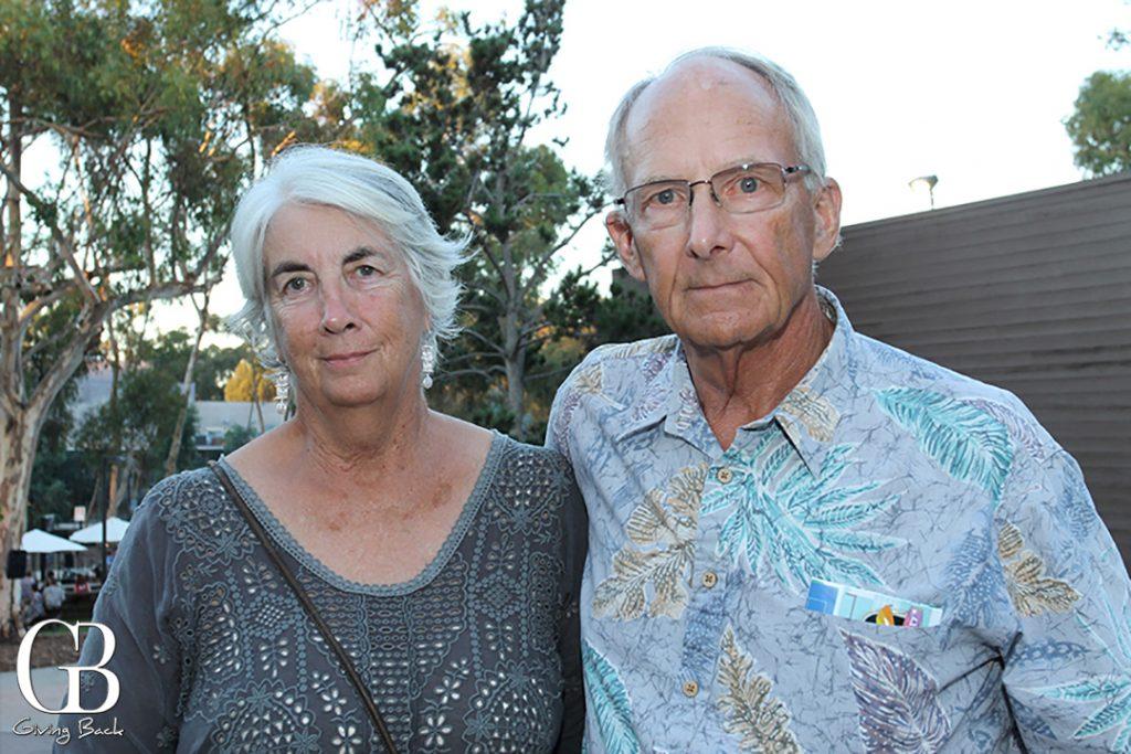 Kathy and Rob Jones