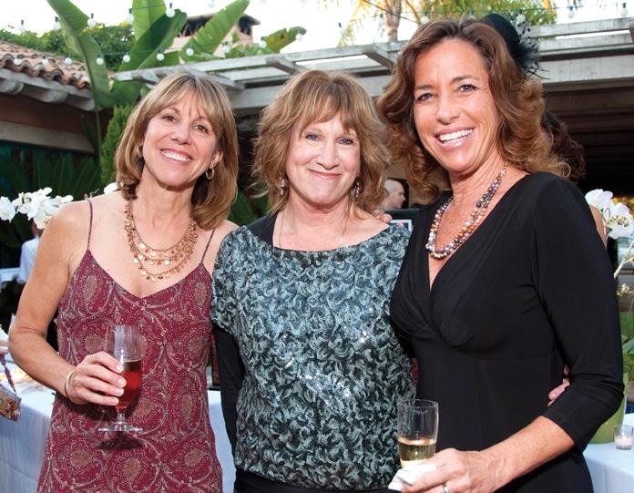 Kati DeBolt, Reesey Shaw and Lori Brickley
