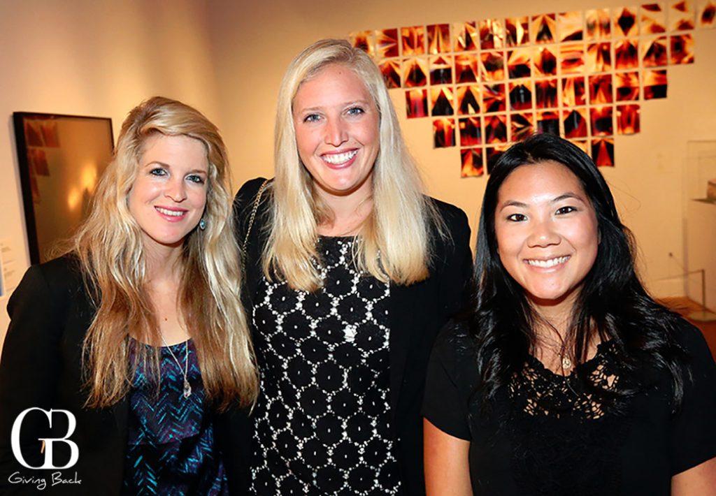 Katie Griswold  Sarah Goldstein and Christina Shih