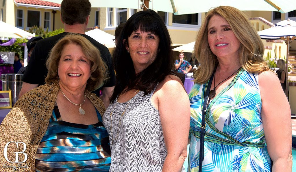 Katie Sullivan  Debbie Goellnitz and Deb Hamby